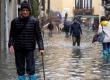 سیل در ونیز نتیجه تغییرات اقلیمی است