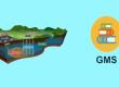 مدلسازی کمی و کيفی جریان آب زيرزمينی با مدل عددی MODFLOW تحت اينترفايس GMS